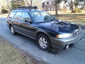 1997 Subaru Outback Mpg Buy Used 1997 Subaru Legacy Outback Wagon Awd No Rust No