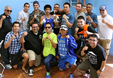 house of boxing obac s boxing show featured at ob street fair chili cook off 171 sport of boxing