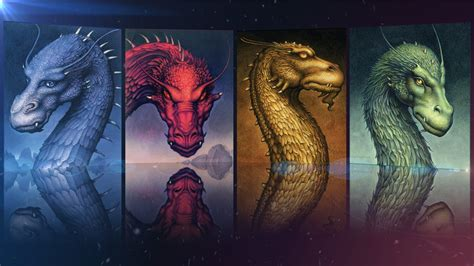 Novel Eragon Inheritance Christopher Paolini eragon book series