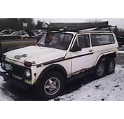 Modified Lada Niva  SixWheelsCars Pinterest Cars And 4x4