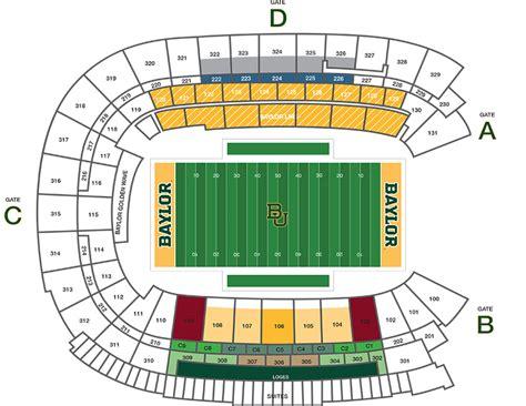 mclane stadium seating chart mclane stadium premium seating