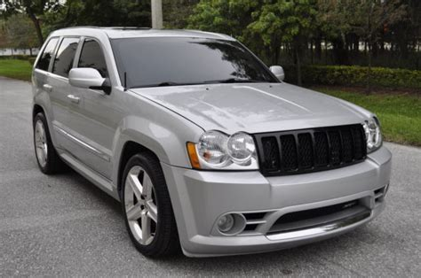 jeep srt 2009 2006 2007 2008 2005 2009 2010 jeep grand cherokee srt8