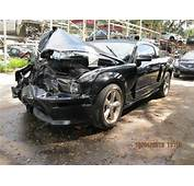 Wrecked 2007 09 Black GT/CS On Ebay  The Mustang Source