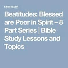 jesus poor in spirit poster worksheet to teach the 6th beatitude of the christian life