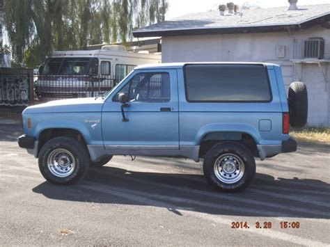 how it works cars 1984 ford bronco ii engine control 1984 ford bronco ii other pictures cargurus