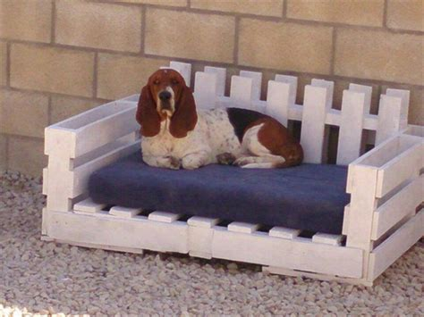 diy dog sofa creative and traditional pallet ideas wooden pallet