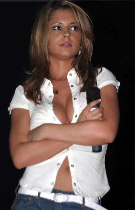 Rude American bartcop s music hotties cheryl tweedy cole page 3