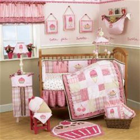 Cupcake Crib Bedding Cupcake Pattern Baby Bedding Sewing Patterns For Baby