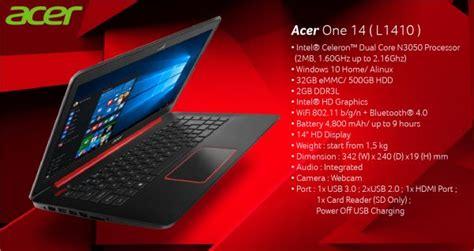 Dan Spesifikasi Laptop Acer One 14 temukan kesan elegan dalam laptop acer terbaru