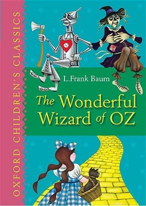 the wonderful wizard of oz books book cover