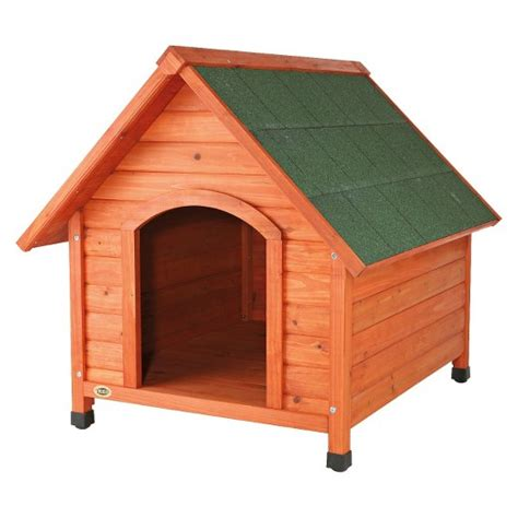 dog house target trixie log cabin dog house large brown target