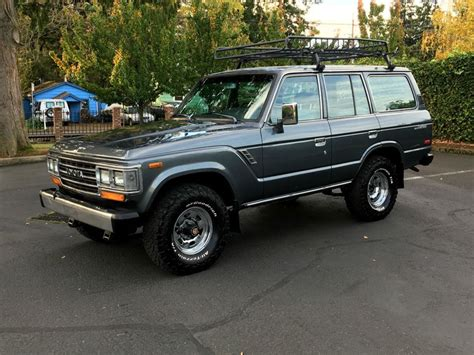 Used Toyota Land Cruiser For Sale By Owner 1989 Toyota Land Cruiser Fj60 Classic Car By Owner