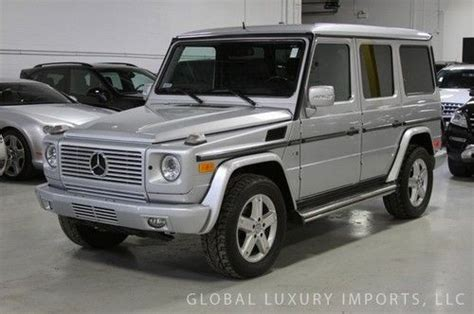 buy car manuals 2008 mercedes benz g class security system buy used 2008 mercedes benz g500 4matic awd silver black