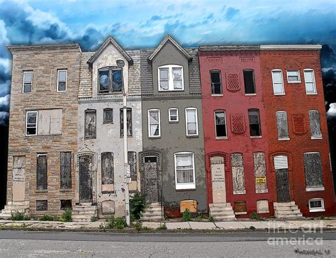 baltimore row houses beautiful scenery photography - Baltimore Row Houses For Sale