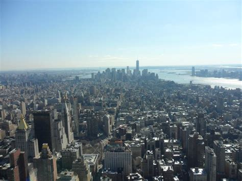 1 state plaza 32nd floor view from empire state building picture of crowne plaza