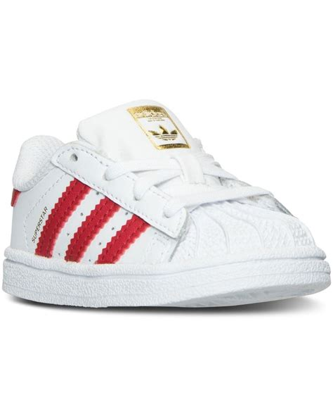 baby boy adidas sandals adidas toddler boys superstar casual sneakers from finish