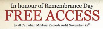 Canadian Records Free Ancestry Ca Genealogyblog