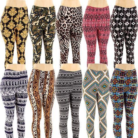 Legging Alissa Size Xl plus size print graphic stretchy fashion one size fits xl 2xl 3xl ebay