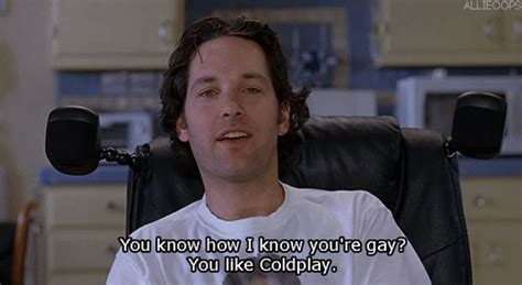 Coldplay Year Old Virgin | paul rudd doesn t age album on imgur