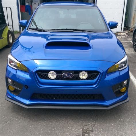 Subaru Sti For Sale In Ct by Exterior My 2015 Nbr Challenge Sti Replica Fog And Grille