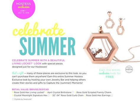 Origami Owl Summer - 17 best images about origami owl summer 2016 collection on