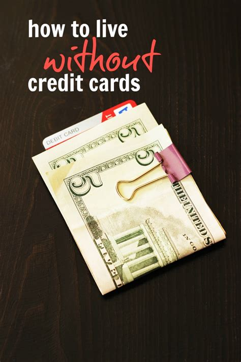 how to make money on credit cards how to live without credit cards money saving 174