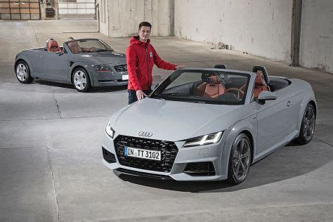 Audi Tt Cabrio Test by Audi Tt Tts Facelift 2018 Test Cabrio Roadster