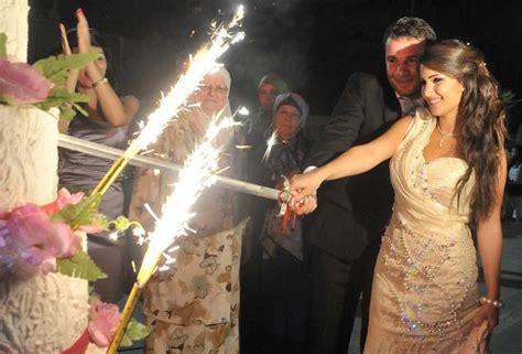lebanese wedding four seasons a fairy tale wedding with lebanese flair at
