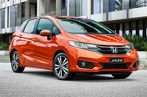 2017 Honda Jazz Rs honda jazz 2017 pricing and spec confirmed car news