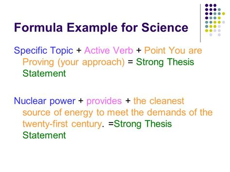 exles of strong thesis statements exles of a strong thesis statement 28 images 6 what