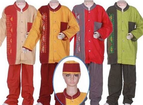 Baju Koko Muslim Anak 6 9 Tahun model baju muslim laki laki terbaru holidays oo