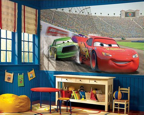 car themed home decor 25 disney inspired rooms that celebrate color and creativity