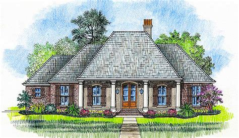 Handsome Acadian House Plan 56395sm Architectural Acadian House Plans