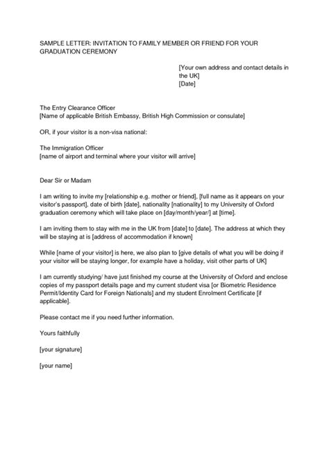 Invitation Letter For Visa To Attend Wedding sle invitation letter for business visa to usa images l with visa letter b images denied