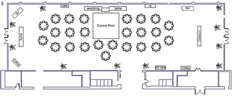 Restaurant Floor Plan Software Wedding Floor Plans Images Frompo