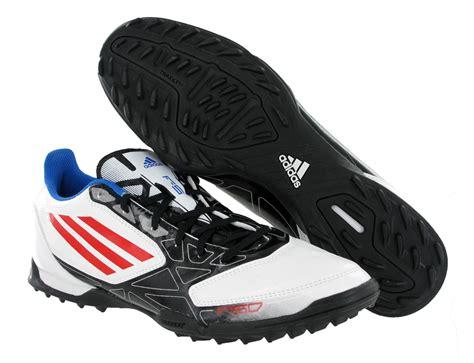 mens football boots size 12 new mens adidas f5 trx tf white black astro turf football