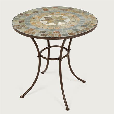 Mosaic Patio Tables Ellister Zurich Mosaic Patio Table 70cm On Sale Fast