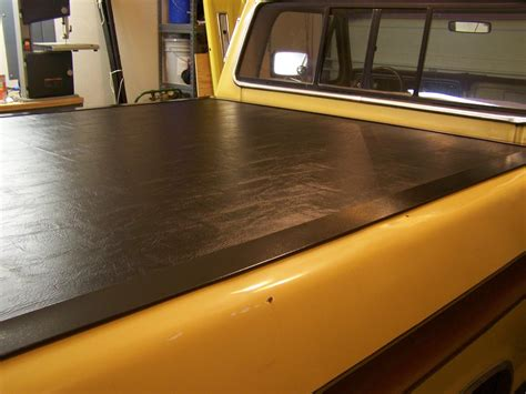 homemade truck bed cover homemade tonneau cover pics ford truck enthusiasts forums