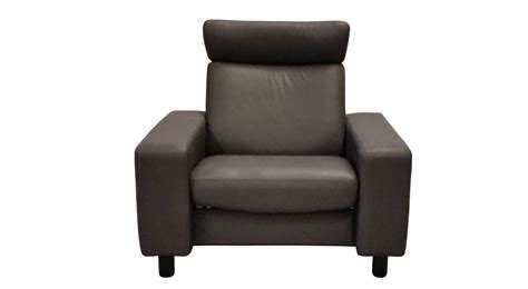 stressless recliner sale circle furniture space stressless chair recliner sale