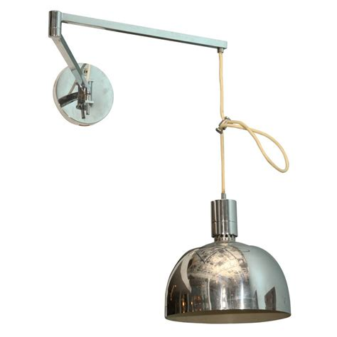 Adjustable Wall Sconce Adjustable Wall Sconce By Franco Albini And Franca Helg For Sirrah At 1stdibs