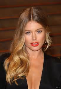 hairstyles for 50from loreal how to get doutzen kroes hair from oscars 2014 after party