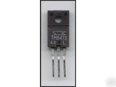 Transistor Sanken To 200m Isolator 841 tm841s m841s tm841 sanken transistor