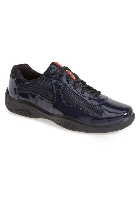 prada mens sneakers prada prada americas cup sneaker shoes shop it