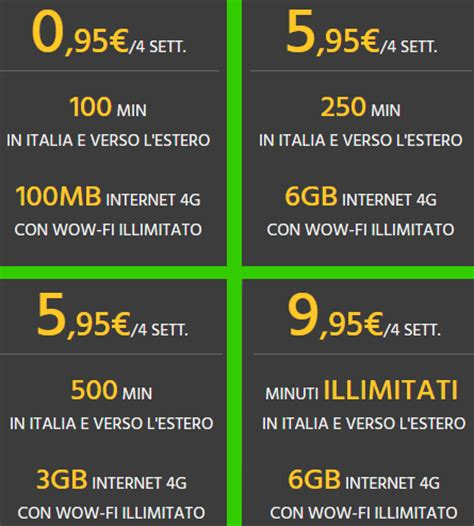 offerta mobile illimitato fastweb mobile nuovi piani 500 250 100 e illimitato