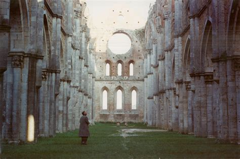 andrei tarkovsky best nostalghia the museum of arts and design mad