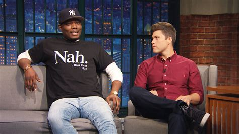 michael che emmys youtube snl s colin jost michael che to host the 70th emmy