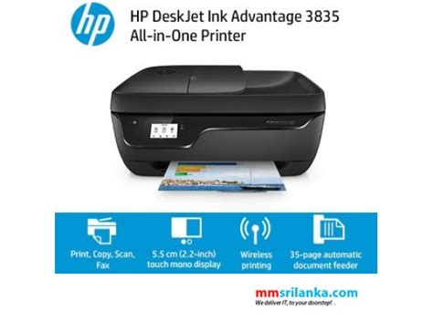 Hp Deskjet Ink Advantage 3835 Print Scan Copy Wireless hp deskjet ink advantage 3835 all in one printer