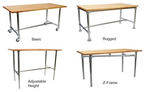 Balkon Selber Bauen 2343 by Industrial Table Kits Just The Frame And Add Your