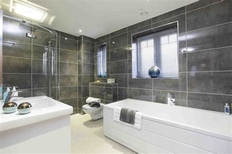show house bathrooms 4 bedroom detached house for sale in plot 7 the banbury