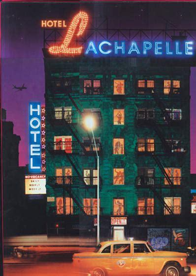 libro hotel lachapelle el blog de chibiboto fot 243 grafo de artistas y prostitutas
